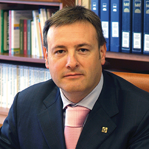 José María Serra, presidente de GRUPO CATALANA  OCCIDENTE