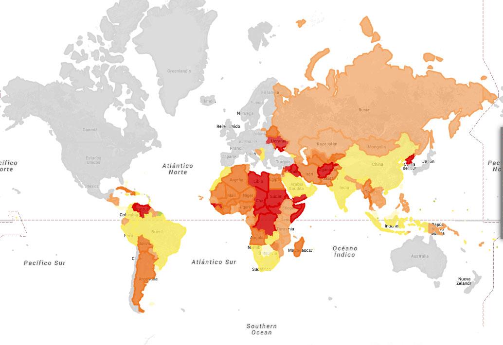 La amenaza global del Estado Islámico, un riesgo en más de una docena de países