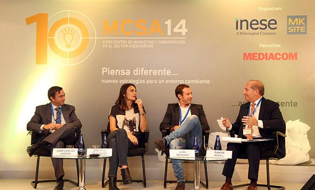 Lo + destacado del X Encuentro de Marketing y Comunicación en el Sector Asegurador