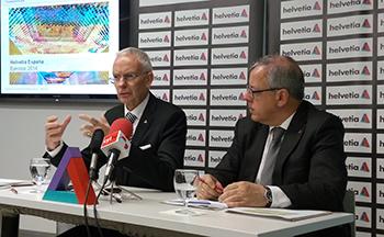 HELVETIA SEGUROS siguió mejorando registros en 2014