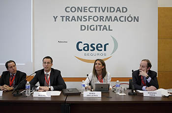 Jornada CASER: Conectividad y transformación digital #SemanaSeguro