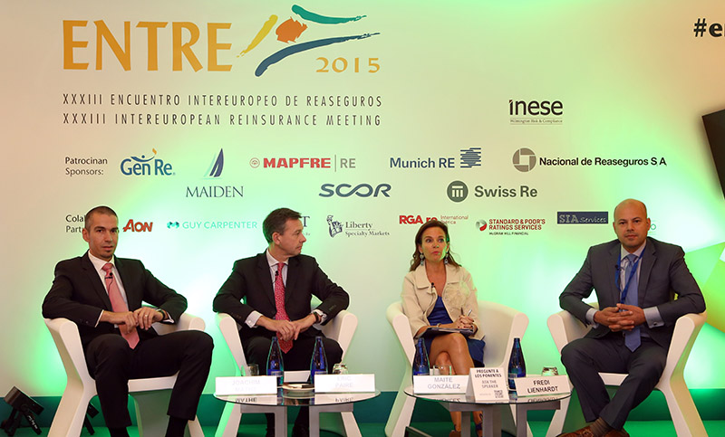 l Reaseguro afronta los desafíos de la innovación y el marco regulatorio