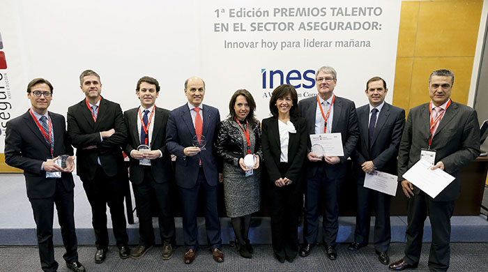 I Premios Talento en el Sector Asegurador #SemanaSeguro