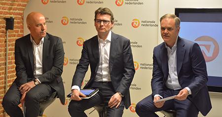 NATIONALE-NEDERLANDEN consolida su crecimiento y aumenta un 33% sus resultados de 2015