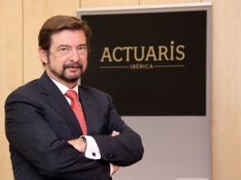 Javier Aparicio, Actuaris