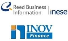 Logos de INESE e INOV FINANCE